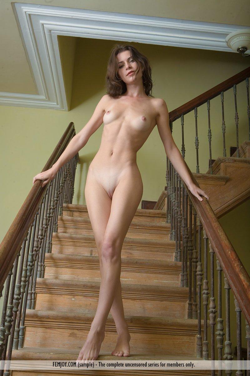Consider, Skinny nude sensual